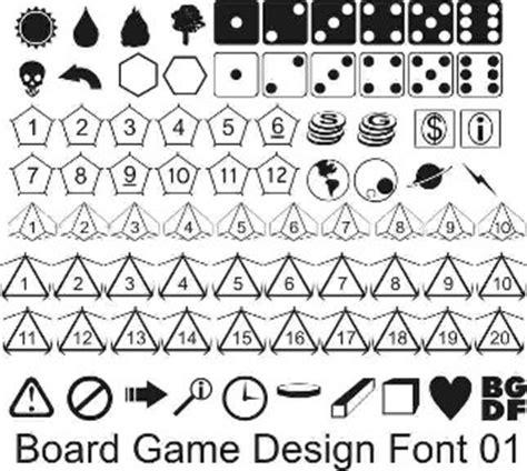 font design game sle image of game design font 01 board game designers
