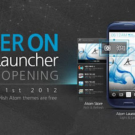 atom launcher themes apk atom launcher v1 3 4 paid apk download apk full free