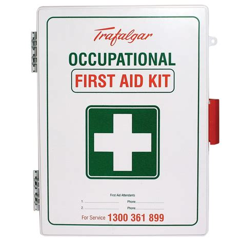wall mounted first aid box buy online trafalgar wm1 workplace wall mount abs plastic first aid