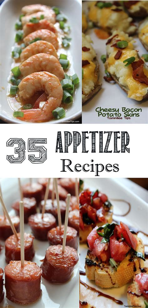 50 finger food appetizer recipes perfect for holiday