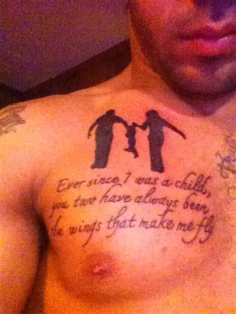 tattoo quotes parents tattoo quotes about family are a meaningful act of love