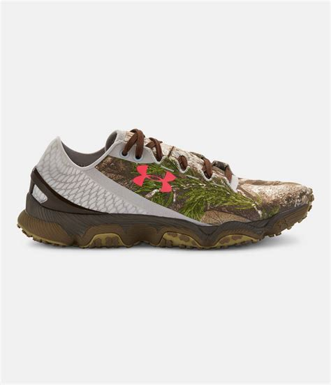 camo shoes women s ua speedform 174 xc camo trail running shoes