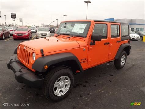 orange jeep wrangler unlimited orange jeep wrangler 2013 www imgkid com the image kid