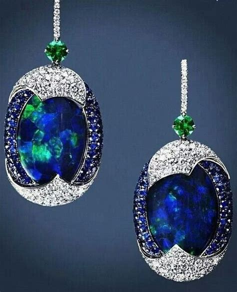 october birthstone opal diamonds custom 1000 ideas about black opal on opals