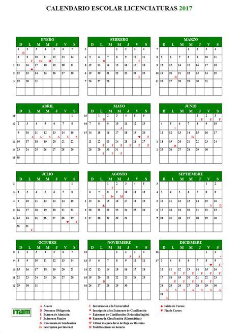 Calendario 2018 Manaus Itam Direcci 243 N Escolar