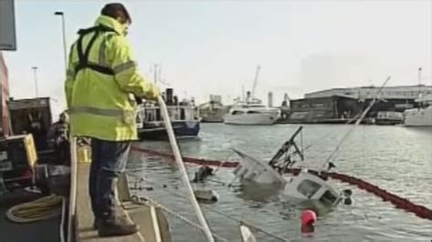 boat mooring in poole bbc news uk england dorset impounded boat sinks at