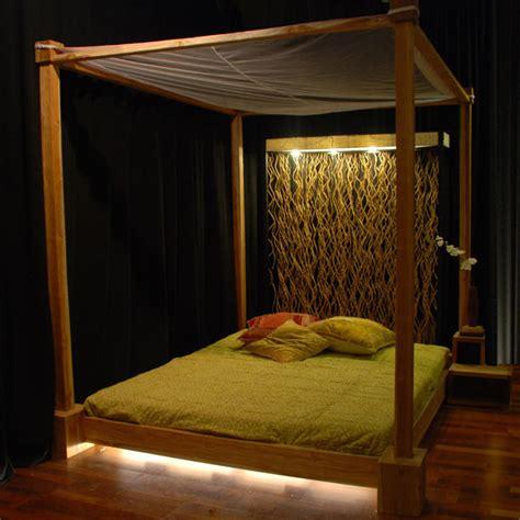 Dunkel Holz Schlafzimmer by Himmelbett Holz Dunkel Gt Jevelry Gt Gt Inspiration F 252 R