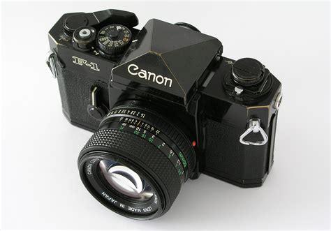 Kamera Canon F1 file canon f1 alt jpg wikimedia commons