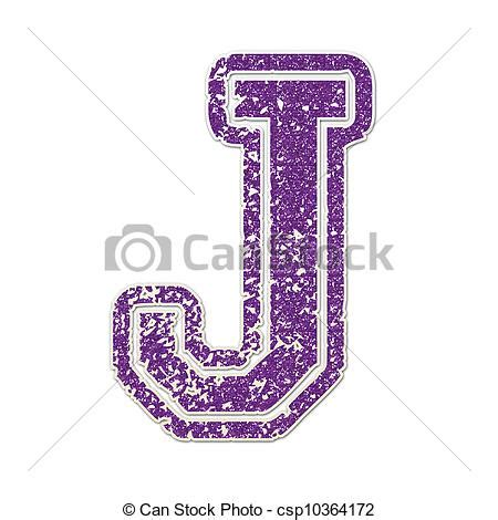 College With Letter J Stock Illustrations Of Letter J In College Glitter Letter J Csp10364172 Search Eps Clipart