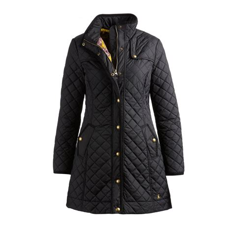 Quilted Womens Coats by Joules Fairhurst Womens Quilted Coat