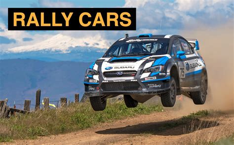 subaru rally racing rally car racing subaru sti rally car explained youtube
