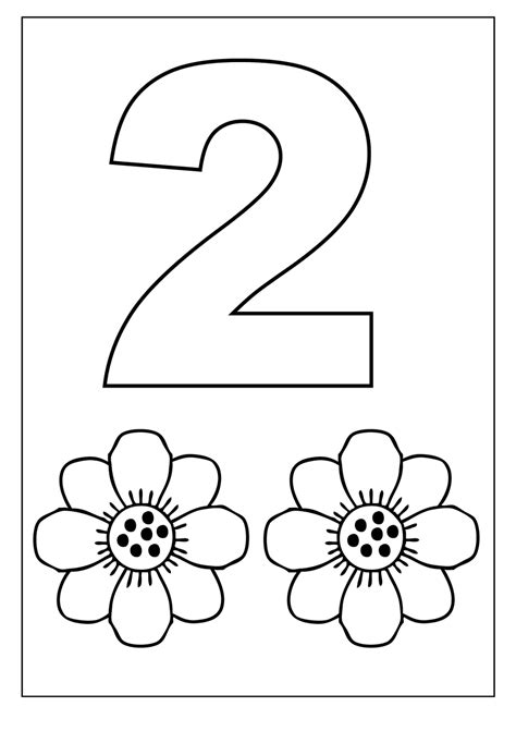 Coloring Page 2 Year by Worksheets For 2 Year Olds Kiddo Shelter
