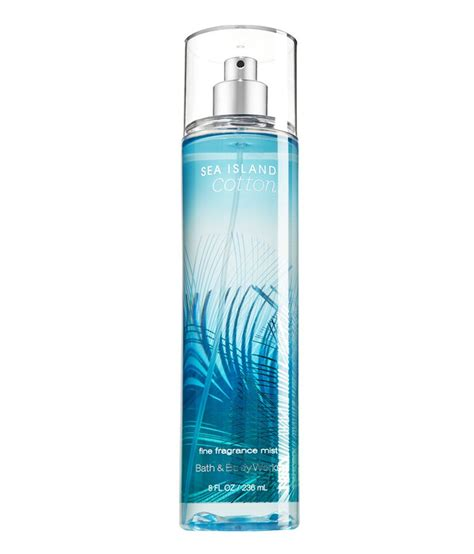 Bath Works Fragrance Mist Sea Island Cotton 236ml bath works sea island cotton fragrance mist 236 ml buy at best prices in india