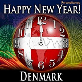 amazon com happy new year denmark with countdown and auld
