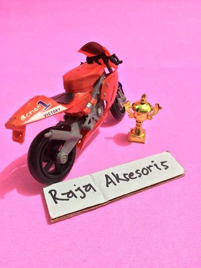 Mainan Robot Bomber Size S Murah harga mainan motor gp mainan anak perempuan