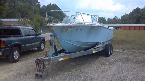 formula boat hull for sale formula 233 project from original owner with unique motors