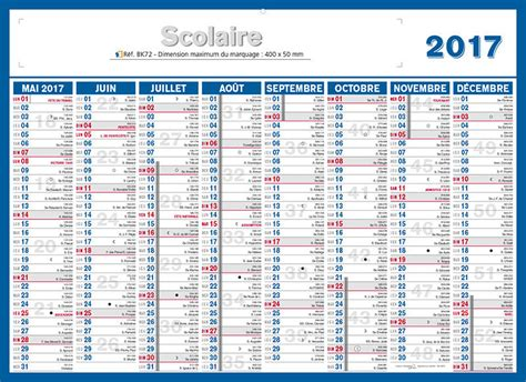 Vacances Calendrier 2017 Image Calendrier 2017 Image Calendrier Scolaire 2017 Image