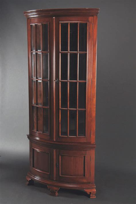 Wood Work How To Build A Corner China Cabinet PDF Plans