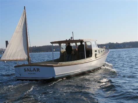 boat building rockland maine 1955 rockland boat company lobster boat power boat for