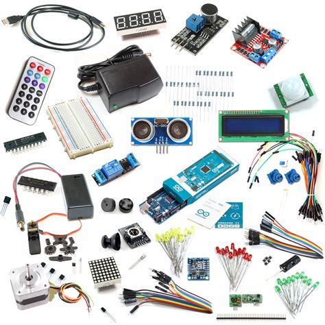 Ebook Arduino Starter Kit Manual 100 arduino microcontrollers projects lab manual this week in the classroom computer