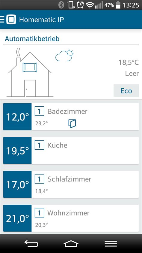 app ip homematic ip app gt homematic ip gt smart home bei