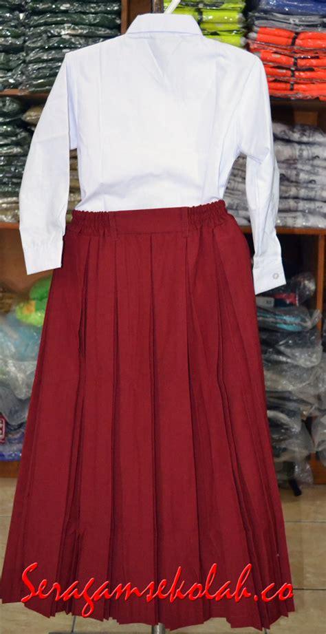 Baju Seragam Sekolah Anak Sd Konveksi Seragam Batik Baju Seragam Sekolah Sd