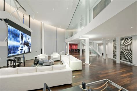 interior design architecture thames riverside luxury penthouse apartment idesignarch