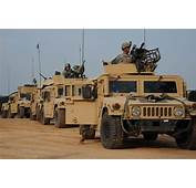 Humvees Sell For Up To $42K In First Public Auction Of