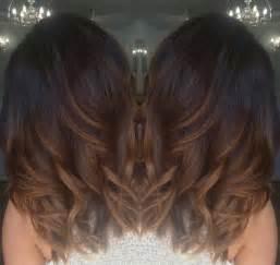 ombre brunette carmel 25 best ideas about caramel ombre hair on pinterest