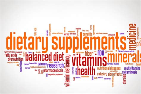 supplement regulation herbal consultants dietary supplement regulations part 1