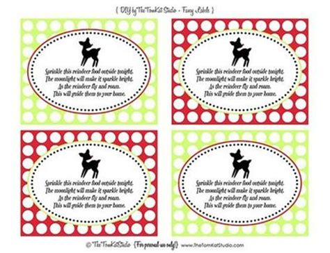 printable reindeer application reindeer food free printable making my kiddos reindeer