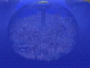 atlantis city minecraft project