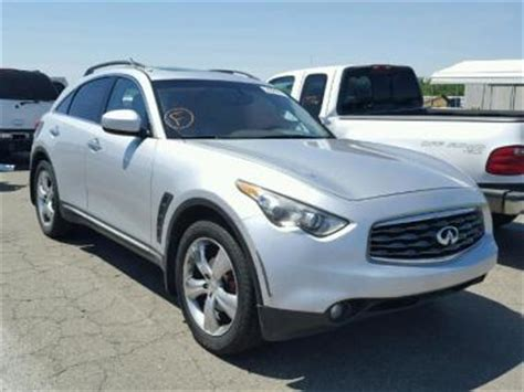 used fx35 infiniti for sale used 2009 infiniti fx35 car for sale at auctionexport