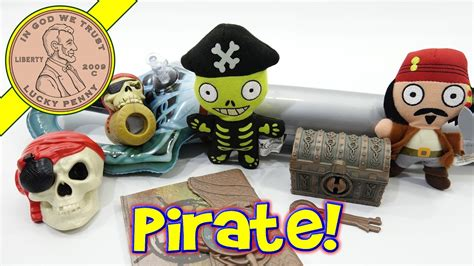 pirates   caribbean  mcdonalds happy meal fast