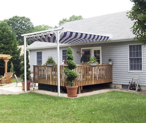 awning over deck canopy idea guide awnings sunrooms installation service