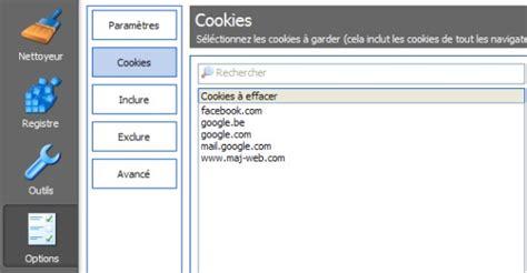 ccleaner que faut il cocher bien configurer ccleaner pour qu il ne nettoie pas trop