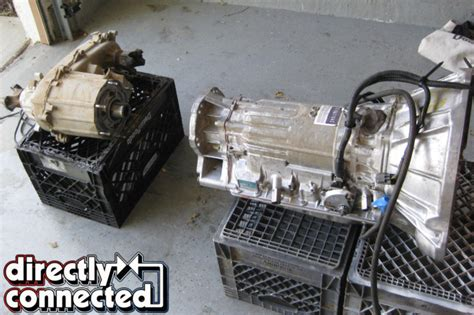 Jeep Aw4 Transmission Why Drive When You Can Overdrive Our Tj Gets An Aw4