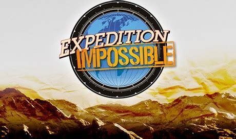 mark burnett amazing race expedition impossible episode 1 review there s sand