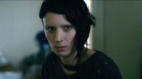 the girl with the dragon tattoo nude the with the rooney mara