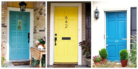 8 Front Door Makeover Ideas How To Makeover Your Home Front Door Makeover Ideas