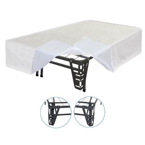 Best Bed Frame For Memory Foam Best Price Mattress 10 Inch Memory Foam Mattress And Platform Metal Bed Frame Ebay