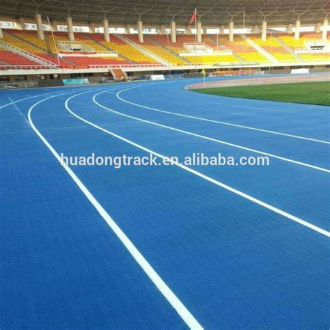 athletic rubber mat rubber track and field athletic