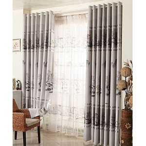 2014 sale curtains for the bedroom fluid curtain vintage lace curtains in combined green color for fancy