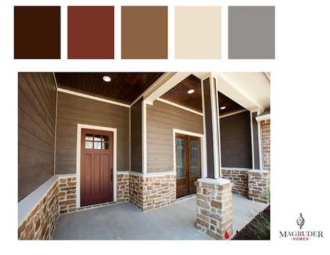 color inspriation for 05 magruder homes