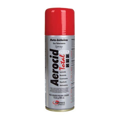 Spray 200ml aerocid t spray x 200ml