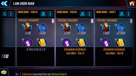 iron man event marvel strike force gaming fanscom