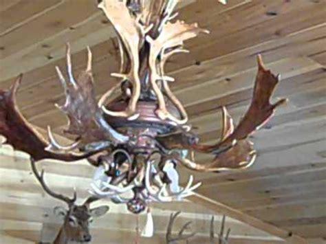 Deer Antler Ceiling Fans by Antler Ceiling Fan
