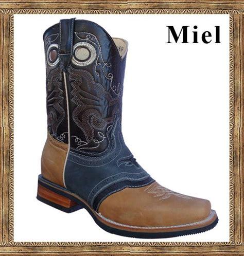 imagenes de botas vaqueras cuadradas botas vaqueras tipo rodeo western cowboy varios modelos