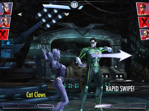 injustice gods among us android injustice gods among us now available on android den of