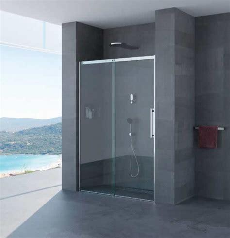 porta scorrevole doccia porta scorrevole per doccia a nicchia quot gaia quot profili in